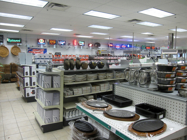 Win restaurant equipment center gallery